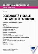 Contabilità fiscale e bilancio d'esercizio