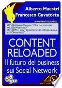 Content Reloaded. Il futuro del business sui Social Network