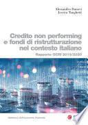 Controllo non performing e fondi di ristrutturazione nel contesto italiano