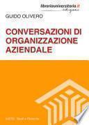 Conversazioni di organizzazione aziendale