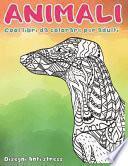 Cool libri da colorare per adulti - Disegni Anti stress - Animali