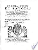 Corna Reale Di Savoia