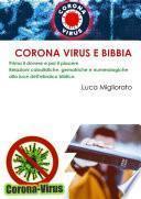 CORONA VIRUS E BIBBIA.