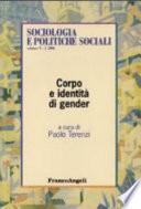 Corpo e identità di gender