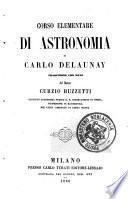 Corso elementare di astronomia