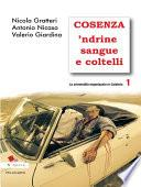 Cosenza 'Ndrine Sangue e Coltelli. La criminalità organizzata in calabria 1