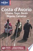 Costa d'Avorio, Ghana, Togo, Benin, Nigeria, Camerun