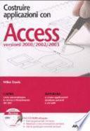 Costruire applicazioni con Access 2003