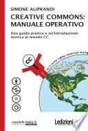 Creative Commons: manuale operativo