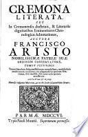 Cremona literata