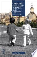 Crescere straniero in Italia