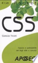 CSS. Fascino e potenzialità dei fogli stile a cascata