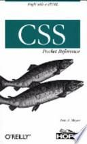 CSS. Pocket reference