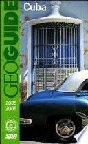 Cuba - Geoguide