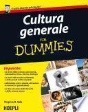 Cultura generale For Dummies