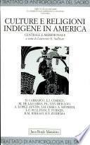 Culture e religioni indigene in America centrale e meridionale