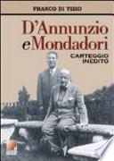 D'Annunzio e Mondadori