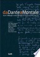 Da Dante a Montale