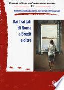 Dai trattati di Roma a Brexit e oltre