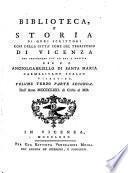 Dall'Anno 1471 di Cristo al 1500