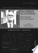 Dall'oriente all'occidente: itinerari linguistici di Giancarlo Bolognesi