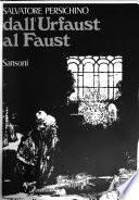 Dall'Urfaust al Faust