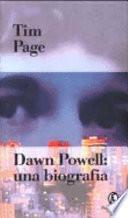 Dawn Powell. Una biografia
