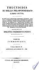 De bello peloponnesiaco libri octo