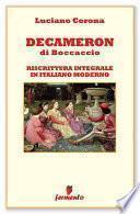 Decameron riscrittura integrale in italiano moderno