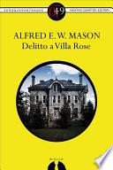 Delitto a Villa Rose