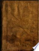 Della Origine Et De' Fatti Delle Famiglie Illustri D'Italia
