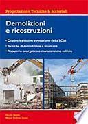 Demolizioni e ricostruzioni