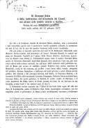 Di Giovanni Eckio e della instituzione dell'Accademia dei Lincei