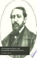 Di Giuseppe la Farina e del risorgimento italiano dal 1815 al 1900-1893