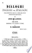 Dialoghi inglesi ed italiani