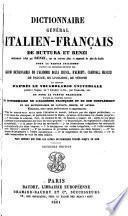 Dictionnaire général italien-francais