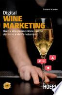 Digital wine marketing