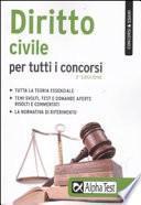Diritto civile per tutti i concorsi