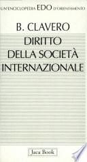 Diritto della società internazionale