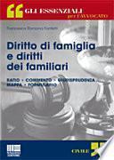 Diritto di famiglia e diritti familiari. Con CD-ROM