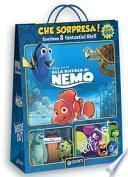 Disney Pixar. Alla ricerca di Nemo-Monsters & Co.-Inside out shopper