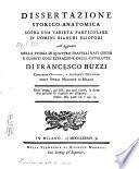 Dissertazione storico-anatomica sopra una varieta particolare d'uomini bianchi eliofobi coll'aggiunta della storia di quattro fratelli nati ciechi e guariti coll'estrazione delle cateratte