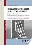 Dissesti statici delle strutture edilizie