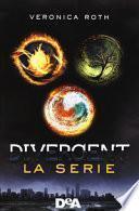 Divergent saga: Divergent-Insurgent-Allegiant