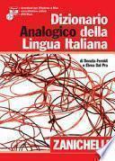 Dizionario analogico della lingua italiana