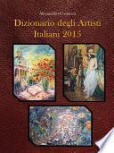 Dizionario degli artisti italiani 2015