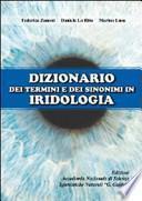 Dizionario dei termini e sinonimi in iridologia