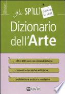 Dizionario dell'arte