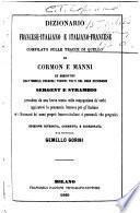 Dizionario francese-italiano e italiano-francese