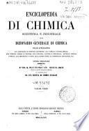 *Dizionario generale di chimica